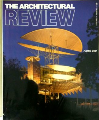 The Architectural Review 1110 August 1989