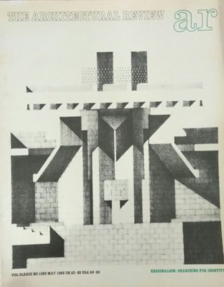 The Architectural Review 1035 May 1983