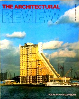 The Architectural Review 1106 April 1989