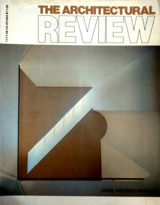 The Architectural Review 1117 March 1990