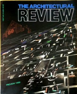 The Architectural Review 1067 January 1986