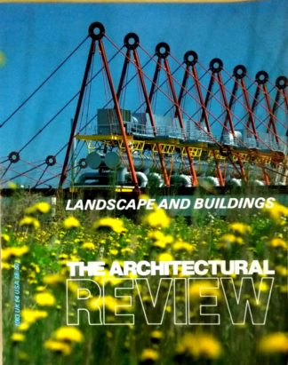 The Architectural Review 1063 September 1985