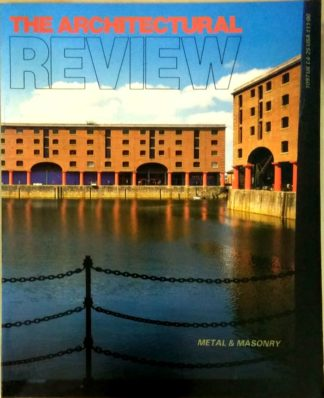 The Architectural Review 1097 July 1988