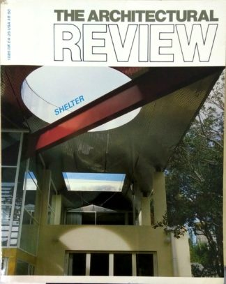 The Architectural Review 1085 July 1987