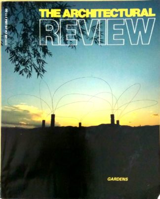 The Architectural Review 1111 September 1989