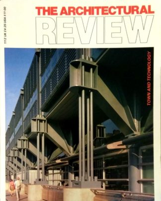 The Architectural Review 1112 October 1989