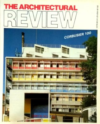 The Architectural Review 1079 January 1987