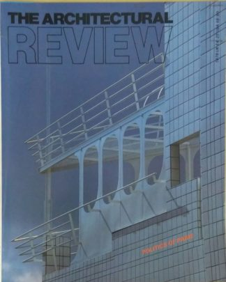 The Architectural Review 1078 December 1986