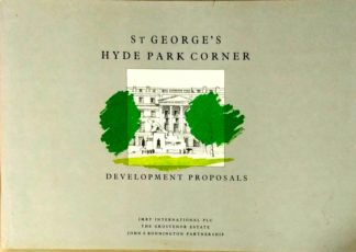 St George's Hyde Park Corner Development Proposals