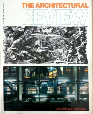 The Architectural Review 1101 November 1988