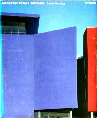 Architectural Record 7/1992