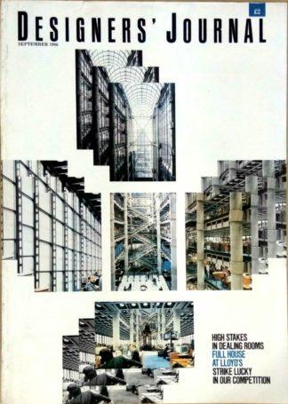Designer's Journal September 1986