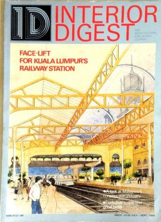 Interior Digest July-Sept 1984
