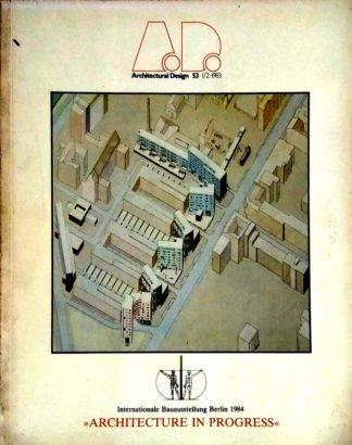 Architectural Design 53 1/2 1983