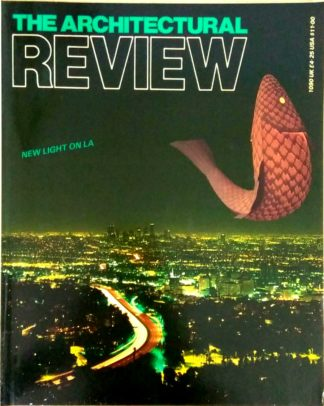 The Architectural Review 1090 December 1987