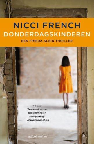 Donderdagskinderen (Dutch) by Nicci French