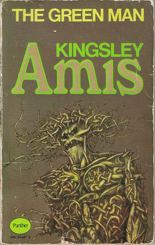 The Green Man (1971) by Kingsley Amis