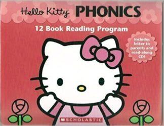 Hello Kitty Phonics (12-Book Reading Program)