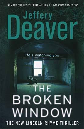 The Broken Window by Jeffrey Deaver
