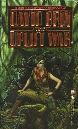 The Uplift War by David Brin