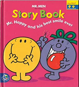 Mr. Happy And His Best Smile Ever by Roger Hargreaves