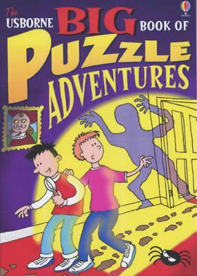 Usborne Big Book of Puzzle Adventures by Karen Dolby