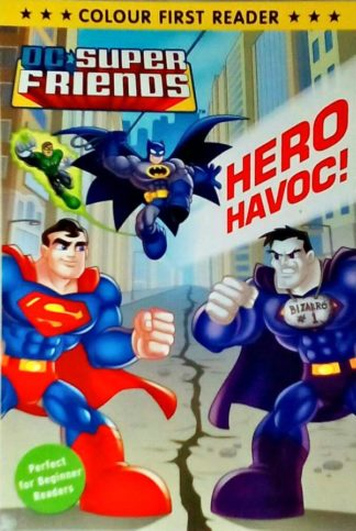 DC Super Friends: Hero Havoc!