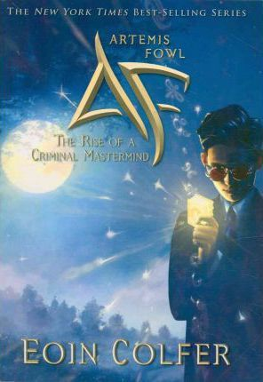 Artemis Fowl 3-book boxed set by Eoin Colfer