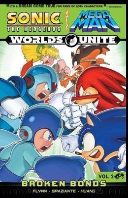 Sonic & Mega Man #2: Worlds Unite