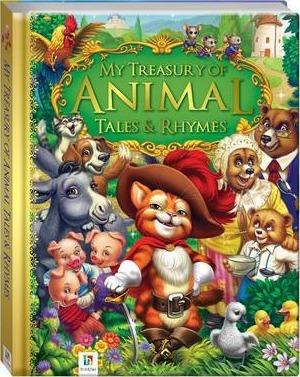 My Treasury of Animal Tales & Rhymes