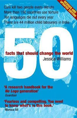 50 Facts That Should Change The World by Jessica Williams