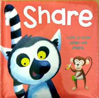Share: Life is nicer when we share