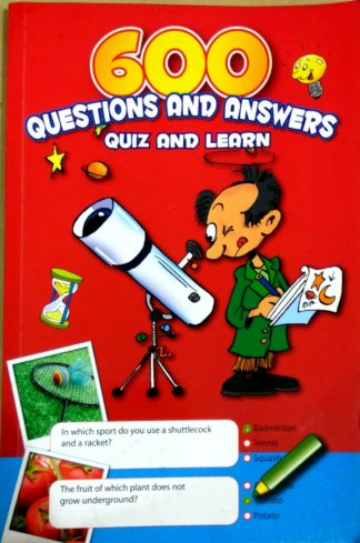 600 Questions and Answers