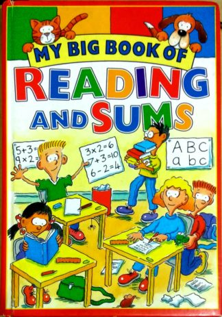 My Big Book of Reading & Sums
