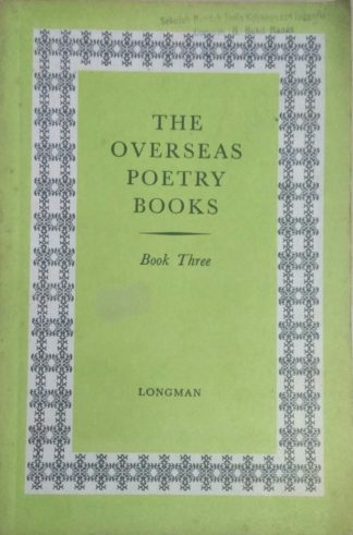 The Overseas Poetry Books, Book Three by Dennis Herbert (Ed.)