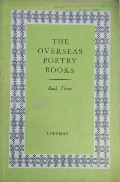 The Overseas Poetry Books, Book Three by Dennis Herbert (Ed.)