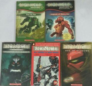Bionicle (Five-book Set)