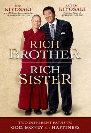 Rich Brother Rich Sister by Robert T. Kiyosaki, Emi Kiyosaki