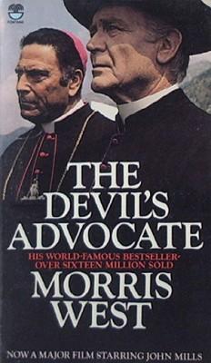 The Devil's Advocate (1977) by Morris West