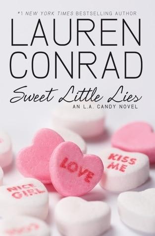 Sweet Little Lies (Dust jacket missing) by Conrad Lauren