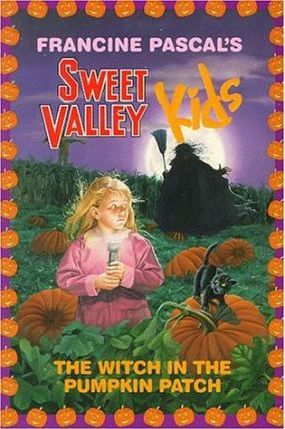 Sweet Valley Kids #73: The Witch in the Pumpkin Patch by Francine Pascal