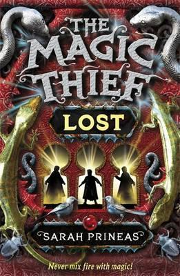 The Magic Thief #2: Lost by Sarah Prineas