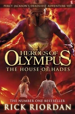 Heroes of Olympus: The House of Hades by Rick Riordan