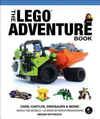 The LEGO Adventure Book, Vol. 1 by Megan H. Rothrock