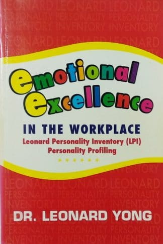 Emotional Excellence in the Workplace by Leonard Young