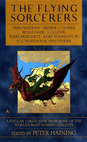 The Flying Sorcerers by Peter Haining (Ed.)