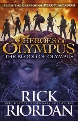 Heroes of Olympus: The Blood of Olympus by Rick Riordan