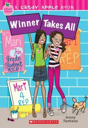 Winner Takes All by Jenny Santana