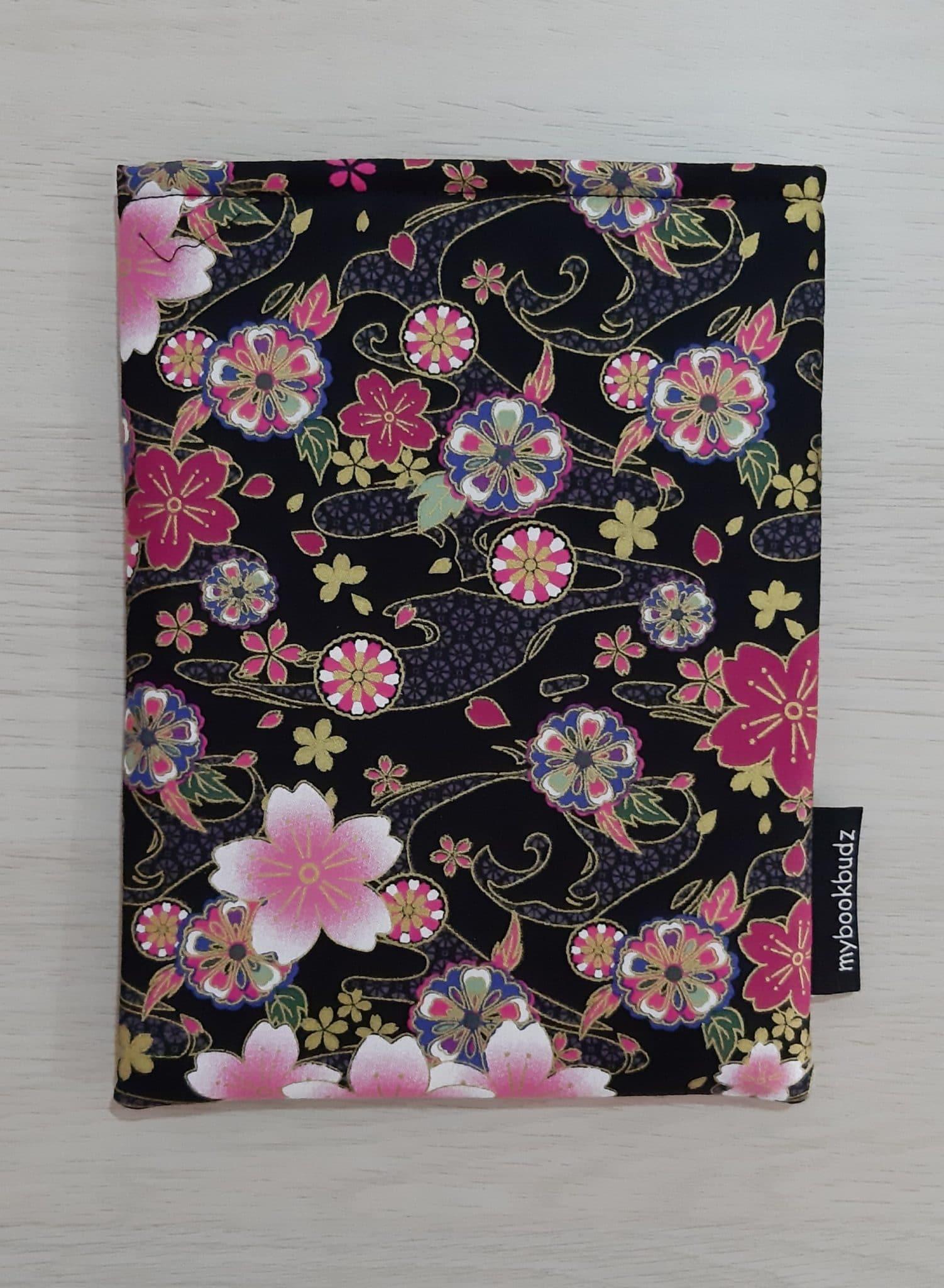 Cherry Blossoms Black