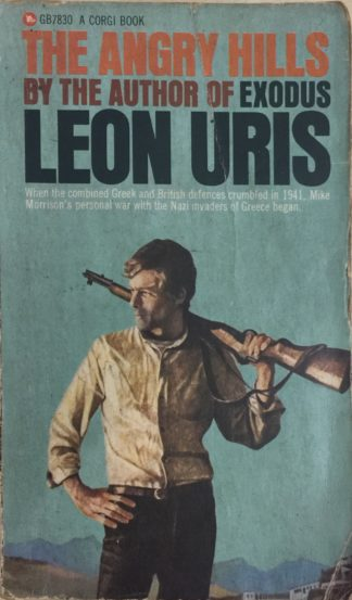 The Angry Hills (1968) by Leon Uris